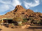 Namtib Desert Lodge Namibia Reisen
