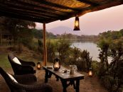 sambia lower zambezi nationalpark chongwe river camp 1 - afrika.de