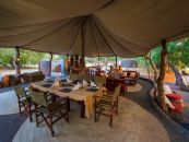 sambia south luangwa tena tena camp 1 - afrika.de
