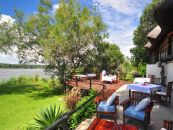 Sambia Livingstone Waterberry Lodge 2 - afrika.de
