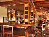 Simbabwe Reisen Victoriafälle Victoria Falls Safari Lodge Bar - afrika.de