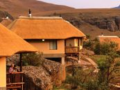 Giant's Castle Nature Reserve Südafrika Reisen