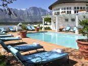 Mont Rochelle Südafrika Lodges