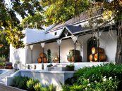 Mont Rochelle Südafrika Hotels