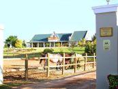 Mooiplaas Guest House Südafrika Reisen