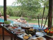 Mopane Bush Lodge Südafrika Reisen
