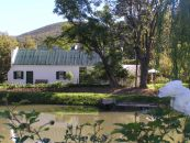 Oue Werf Country House Südafrika Reisen