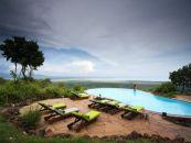 Tansania, Lake Manyara NP., Lake Manyara Serena Lodge - afrika.de